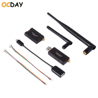 1set 3DR 500MW Radio Telemetry 433Mhz 915Mhz Air and Ground Data Transmit Module for APM Pixhawk Flight Control FPV Compact Size