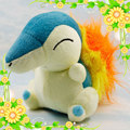 15cm Anime Cyndaquil Stuffed Plush Toy Figures,1pcs/pack