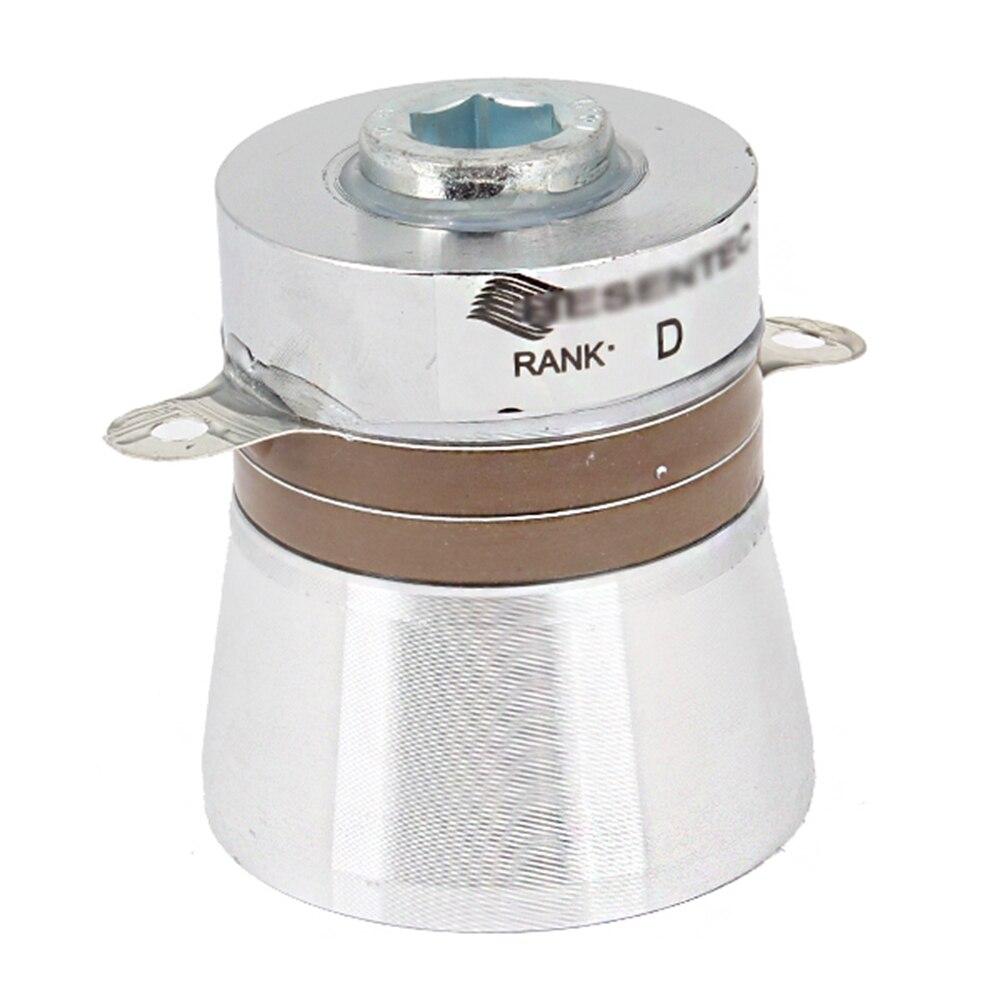40KHz 60W Piezoelectric Ultrasonic Ceramic Transducer Cleaner