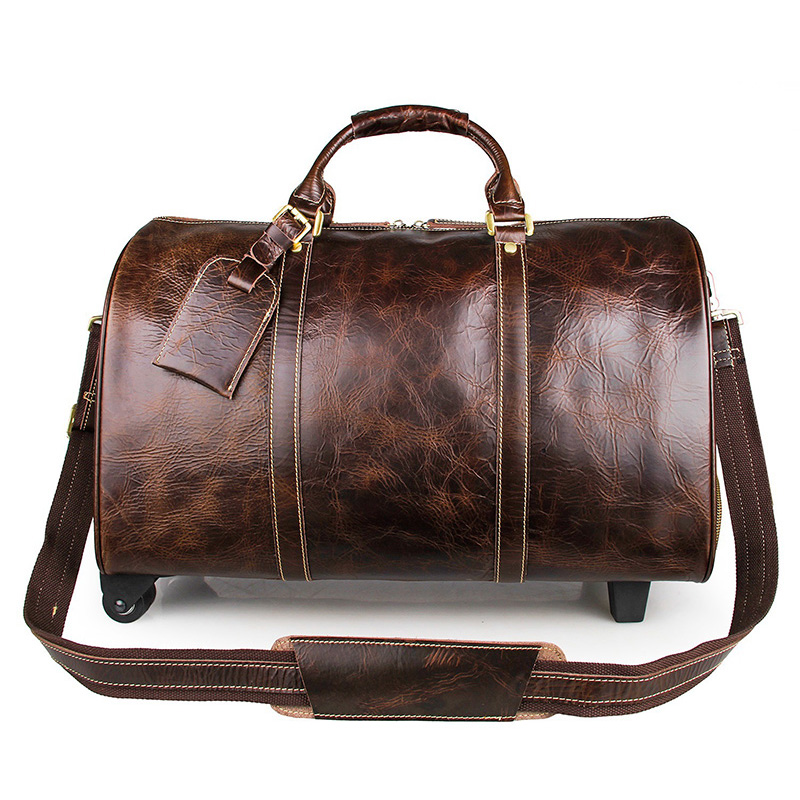 Seesäcke Männer england Gepäck Burgunder Mode Reisetaschen Business Leder 100 Deichsel Echtes Taschen stil Rindsleder Männlichen SOqxRRw