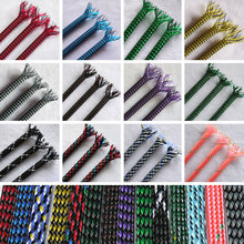 9meter Cable Sleeves 12mm Cotton yarn Braid Wire Protecting PP+ PET Nylon Cable Sleeve wire mesh shock for cable sets