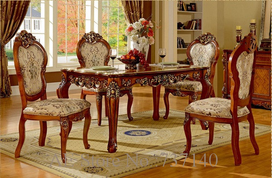 Buy dining table dining room table 6 for Best place to buy dining room chairs