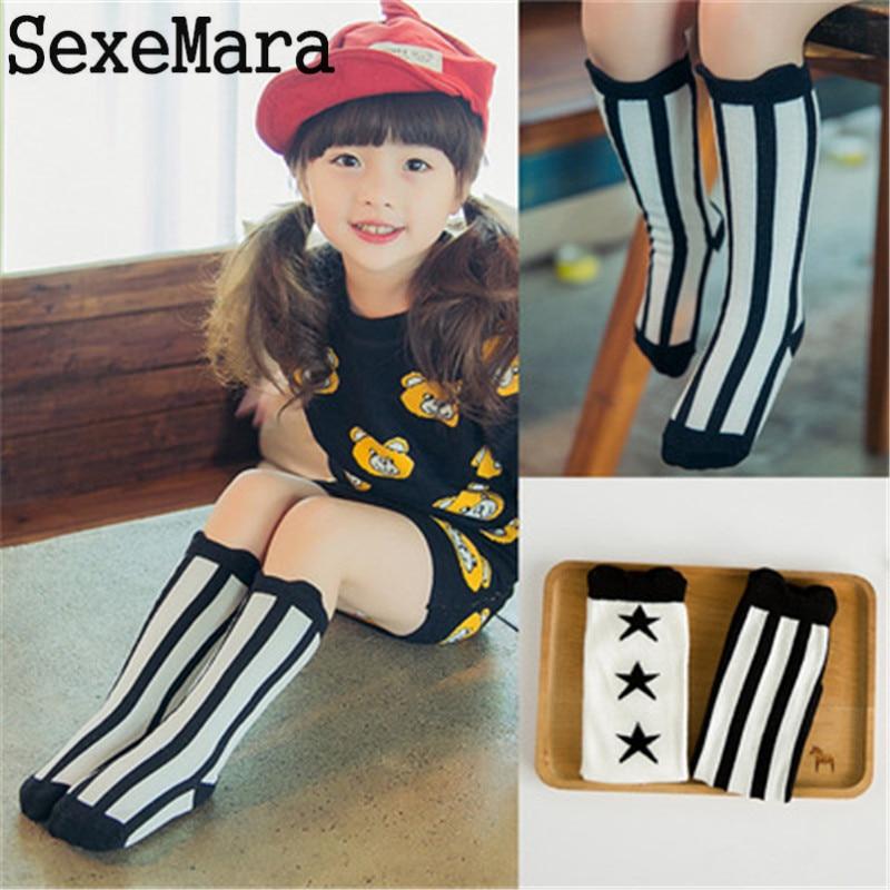 Autumn-Winter-Infant-Kids-Girl-Boy-Cartoon-Animal-Pattern-Knee-High-Baby-Socks-Cute-Kids-Fox-Socks-Totoro-Socks-baby-Long-Socks-4