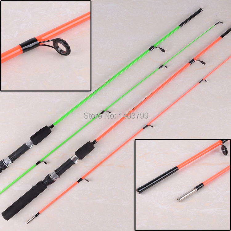 Details about  /Mini Telescopic Ice Fishing Rod