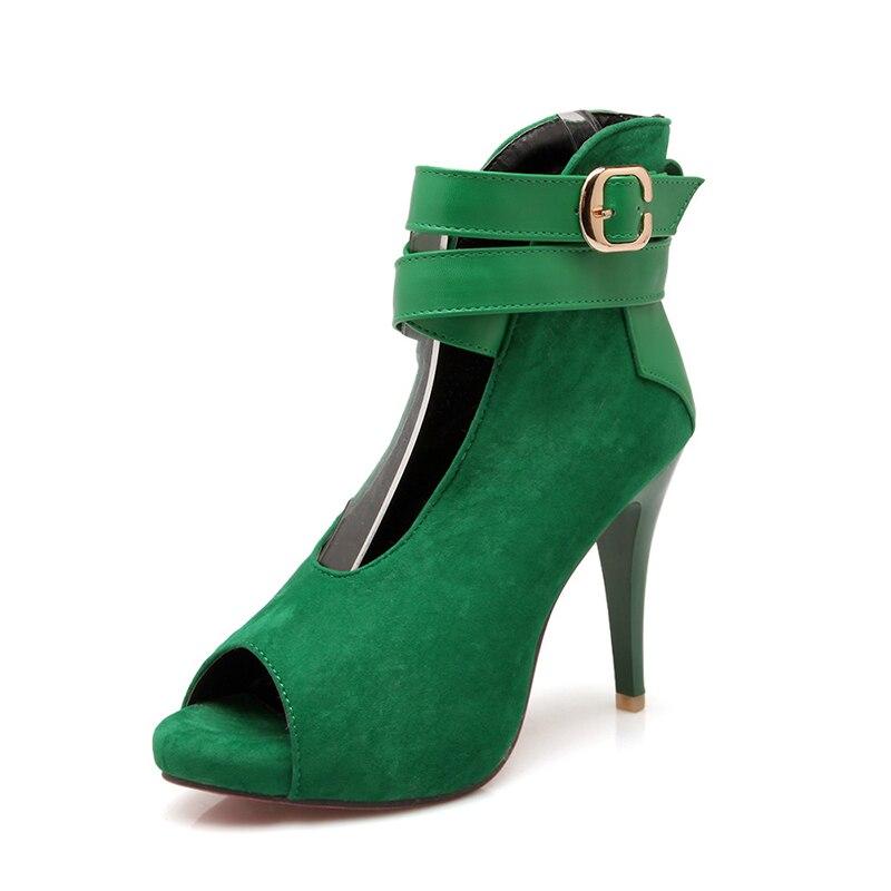 Online Get Cheap Green Ankle Strap Heels -Aliexpress.com | Alibaba ...
