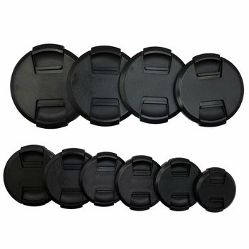 43 49mm 52mm 55mm 58mm 62mm 67mm 72mm 77mm Camera Lens Cap Holder Cover Camera Len Cover For Canon Nikon Sony Olypums Fuji Lumix