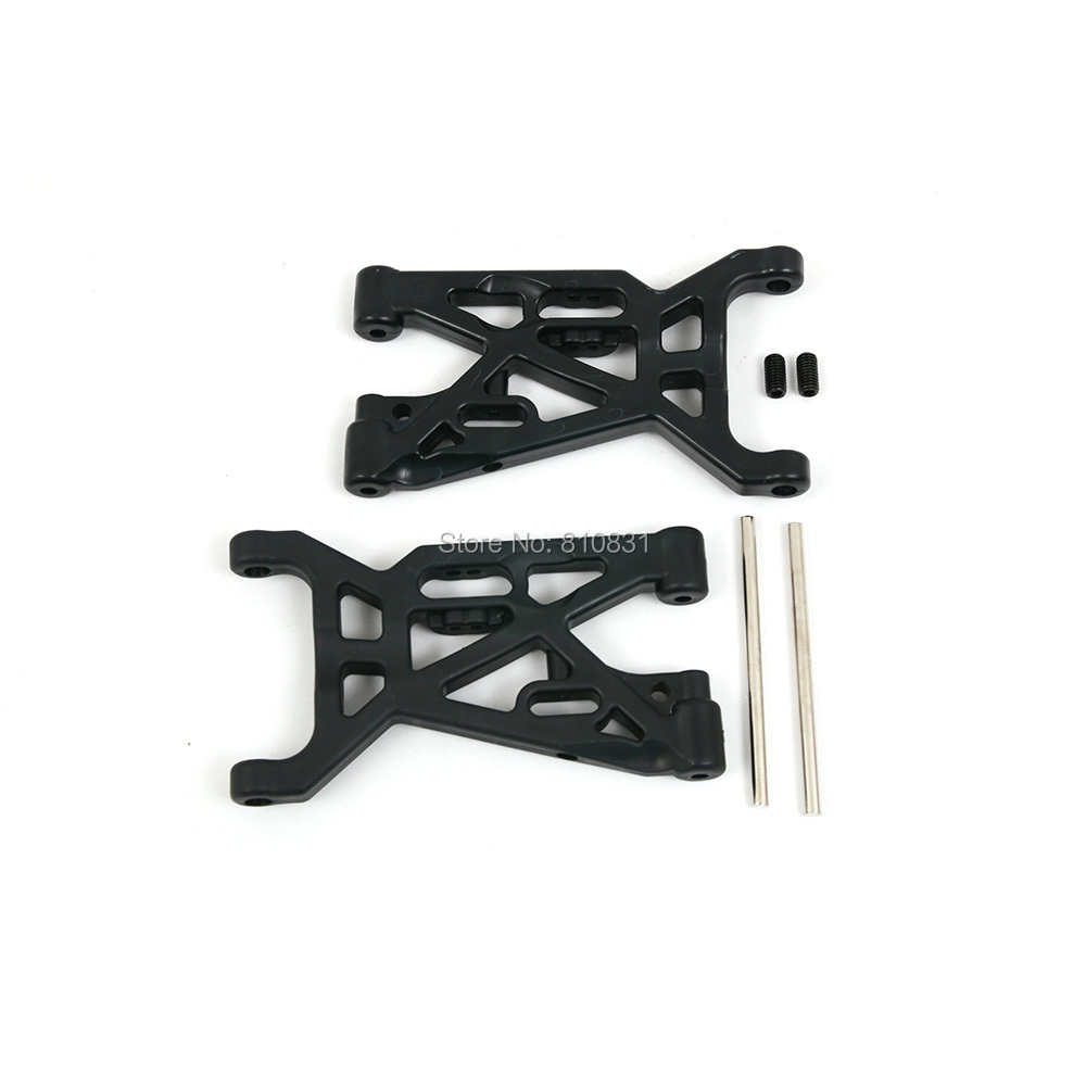 Front Lower Suspension Arm for Losi 5ive-T QL-5T RC LOSB0019 1/5 Gas Truck Rovan LT KM-X2 DDT MINI WRC 152034 rear lower suspension arm for losi 5ive t ql 5t rc losb0019 1 5 gas truck rovan lt km x2 ddt mini wrc 59007