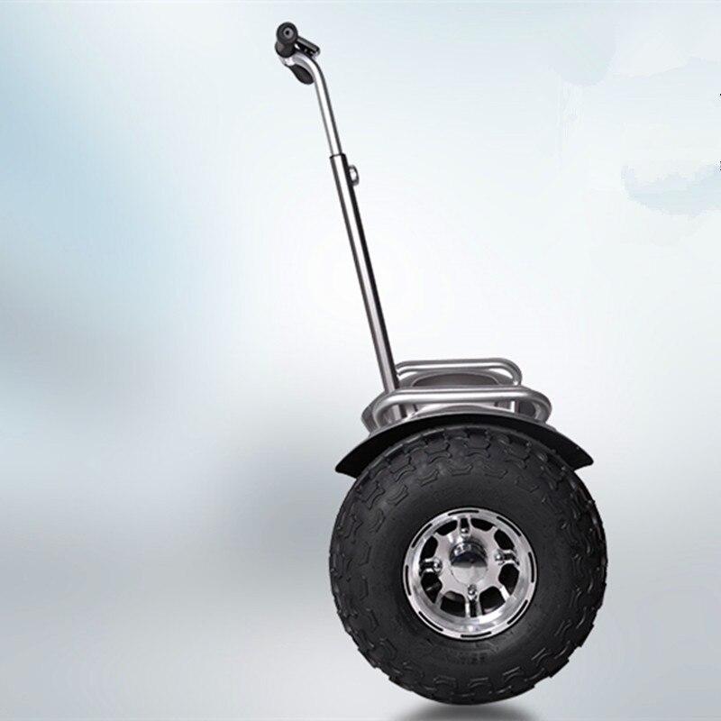 Bluetooth Hands Free скутер 19 дюймов Колеса Балансируя 2 колеса, Электрический скутер