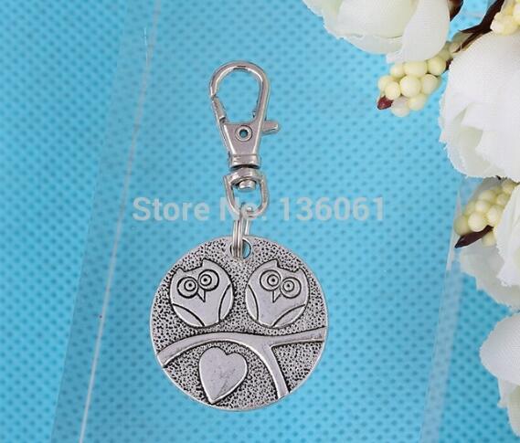 Vintage Silver Roller Skates Football Helmet Heart Lock Owl Hamsa Hand Embroid Shoe Hand Arm Key Chain For Keys Car Key Ring P54