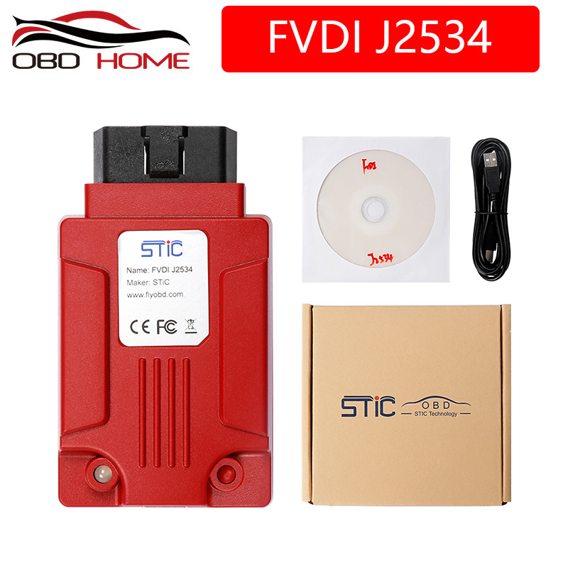 2019 Best price FVDI J2534 Diagnostic Tool for Mazda Support Online Module Programming Support Most of