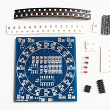 diy electronic SMD component welding practice board water lamp kit skill trainin