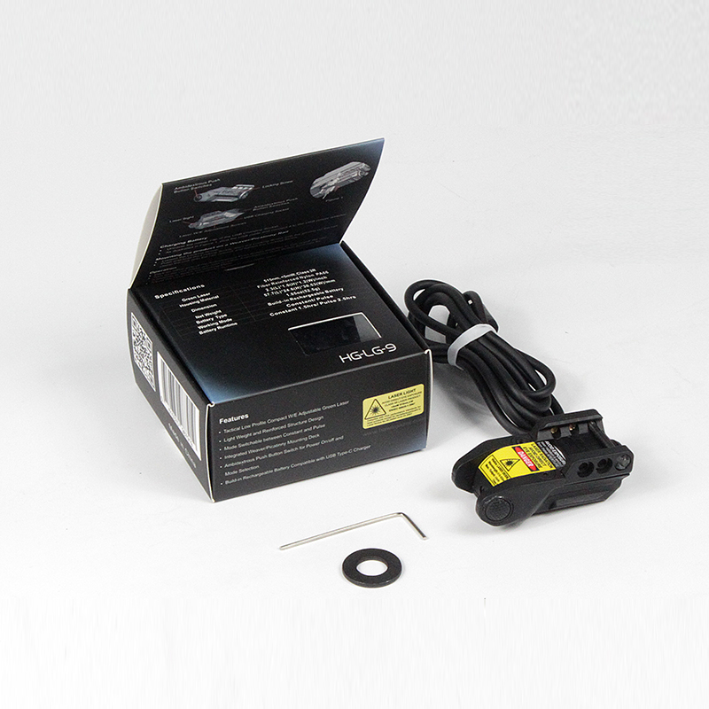 Laserspeed Drop Shipping Subcompact Green Dot Laser Sight Pistol For Glock Springfield Handgun Laser Sight-4
