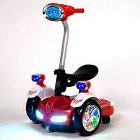 2,4 г Bluetooth мальчики игрушки пульт дистанционного управления автомобиль баланс мотор фургон ездить на электрическом RC игрушки Дети ездить на