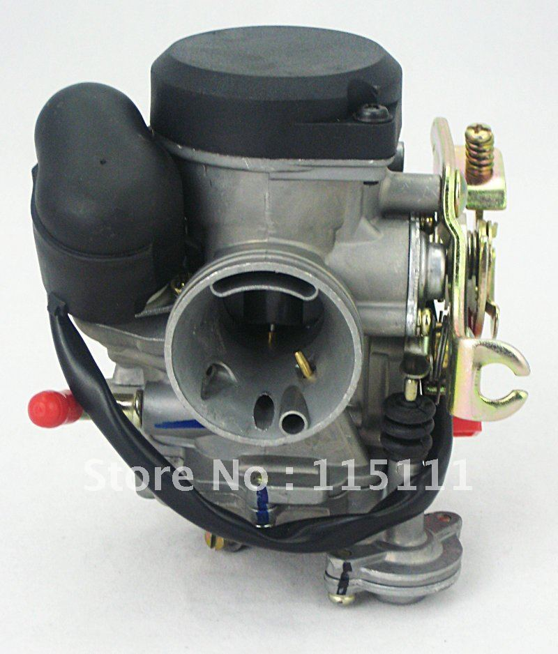 Mm Keihin Cvk Carburetor For Gy Stoke Cc Cc And Cc Engine Free Shipping on 150cc Gy6 Scooter Engine Parts