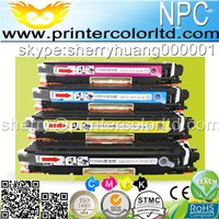 for HP 126A CE310A CE311A CE312A CE313A Color Toner Cartridge for HP CP1025/1025NW LaserJet Pro 100 Color MFP M175/M275NW