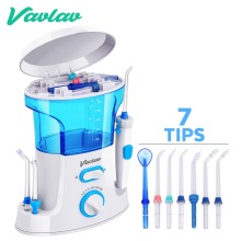 Dental Flosser Oral Irrigator Water Portable Floss Pick Irrigation