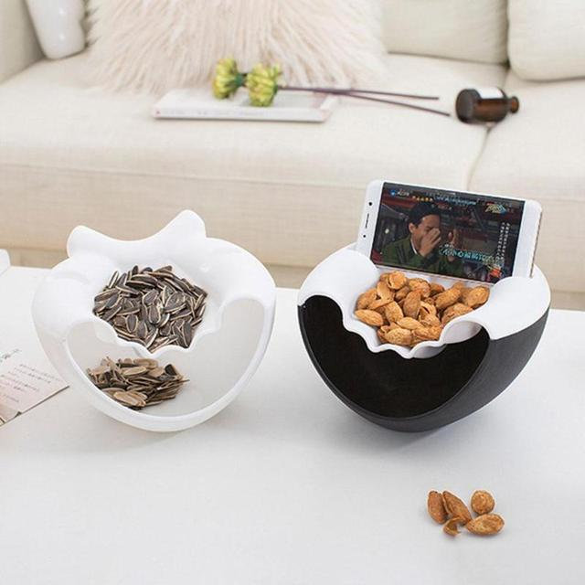 Image result for 1Pc Creative Melon Seeds Nut Bowl