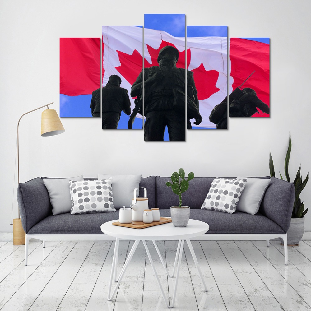 Großartig Gerahmte Drucke Kanada Bilder - Benutzerdefinierte ...