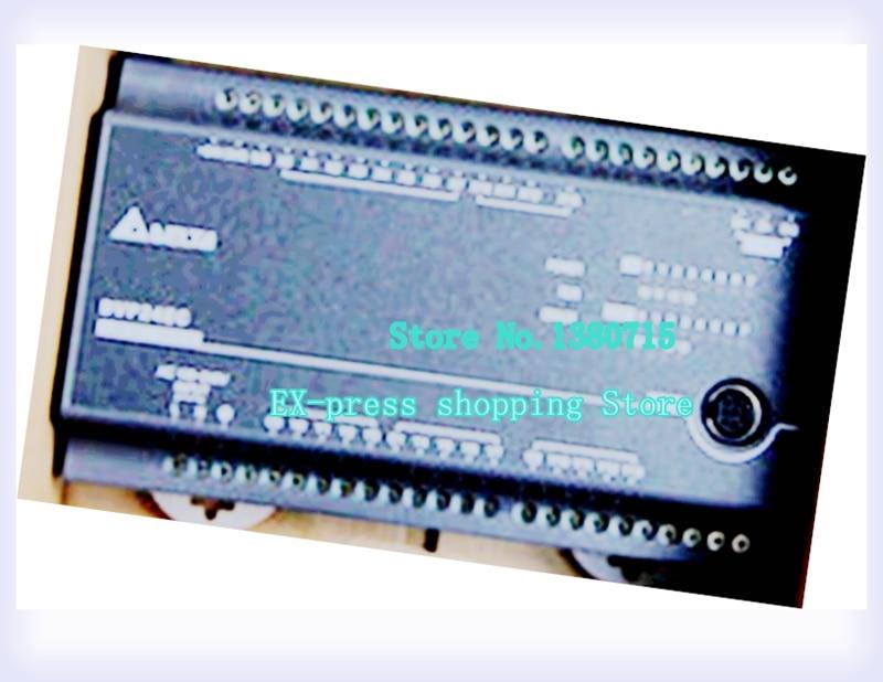 все цены на New Original DVP24EC00R3 PLC EC3 series 100-240VAC 12DI 12DO Relay output онлайн