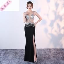 Maxi Dress Polyester Time-limited Mesh Zanzea Ukraine Night Club Long Dresses Hollow Sexy 2019 New Public Relations Carrie Miss