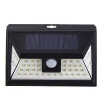 Waterproof 44 LED Solar Light PIR Motion Sensor Solar Powered Outdoor LED Garden Light Security Night