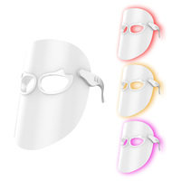 Led Therapy Mask Light Face Mask Therapy Photon Led Facial Mask Korean Skin Care Led Mask Therapy