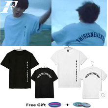 LYCKYFRIDAYF BTS SAVE ME fitness camiseta hombres mujeres KPOP Bangtan Boys  Unisex JUNGKOOK mismo BTS álbum par camisetas 90297faa4b987