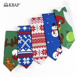 Для мужчин s Рождество шеи галстук забавные рождественские украшения Рождество для отдыха и вечеринок фестиваль банкетный событие пользу