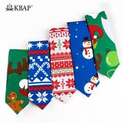 Для мужчин s Рождество шеи галстук забавные рождественские украшения Рождество Праздник Вечеринка фестиваль банкет события для подарка
