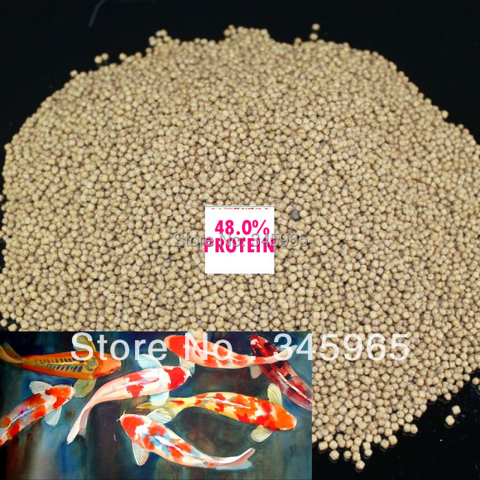 Wholesale  Koi Like Best  Super Strong Fishy Attractant -480g .2mm,52%protein