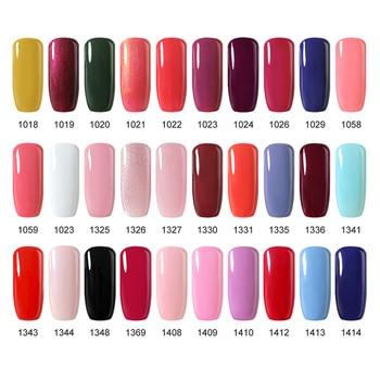 Arte Clavo Gel Varnish Nail Polish UV Hybrid Nail Art Manicure Nails Extension 8ML Vernis Semi 2