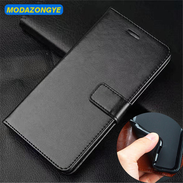 For Asus Zenfone Max Pro M2 Zb631kl Case 6 3 Pu Leather Back Cover