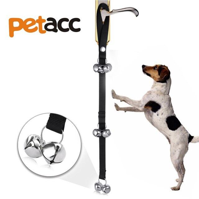 Petacc 335 Inch Doggie Doorbell Dog House Training Doorbell Train