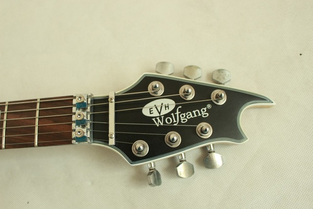 Custom Handwork Relic electric guitar EVH wolfgang including control switch 1