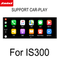 ZaiXi 10.25 Android car multimedia player For Lexus IS 300 2013-2019 Navigation Navi GPS BT Support 4G 3G WiFi Radio stereo