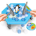 Ice Breaking Save Penguins Board Great Family Games Toy Fun Trick Who Make The Penguin Fall Off Will Lose Game Funny Toys TM0069