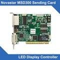 NOVA novastar Synchronous Control System MSD300 Sending Card board Big Advertising Video LED Screen videowall Controller Card