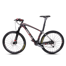 Carbon fiber mountain Bike 30/33 speed  superlight 27.5/29 inch oil brake mountain Bicycle PRO bike carbon fiber  frame MTB bike