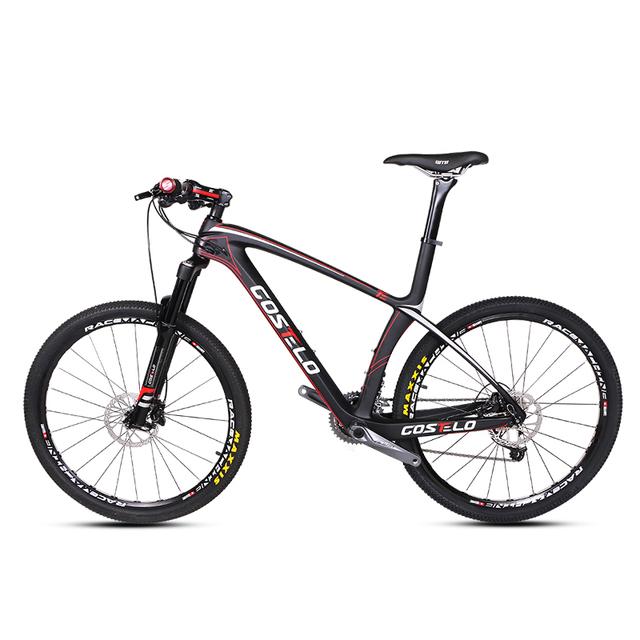 Carbon fiber mountain Bike 30/33 speed  superlight 27.5/29 inch oil brake mountain Bicycle PRO bike carbon fiber  frame MTB bike