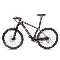 Light Carbon Fiber 30 33 Speed Male 27 5 29 Inch Oil Brake Mountain Bicycle Assembly