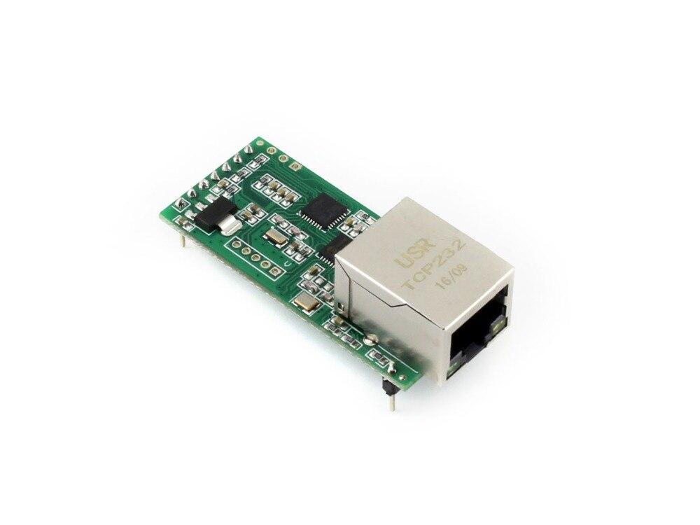 Gut Ausgebildete Waveshare Uart Ttl Zu Ethernet Konverter Modul M0 Serie 32-bit Arm Prozessor 10/100 M Auto- Mdi/mdix Ethernet Interface