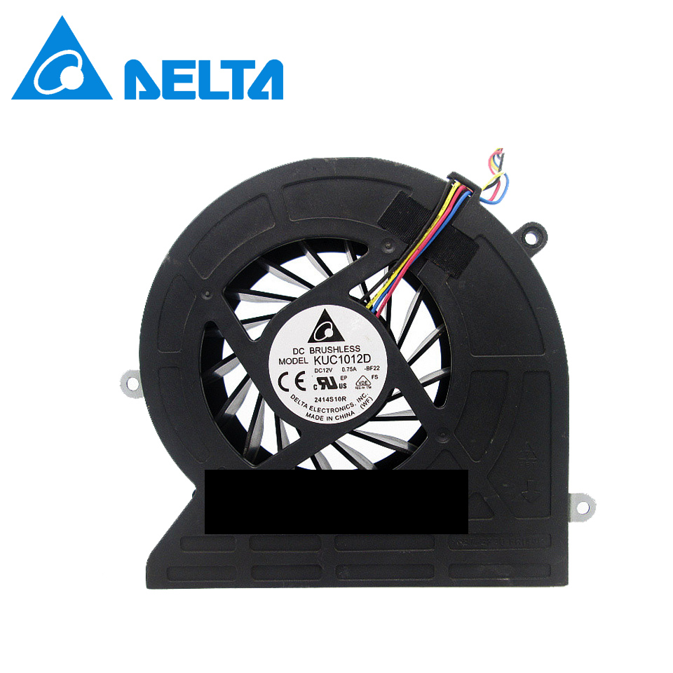 Delta orginal CPU cooling fan for OMNI 27 all in one KUC1012D BF22 KUC1012D-BF22 12V 0.75A 1323-00ER000 MFB0251V1-C000-S9A xbox one s controller 4 in 1 charging station with cooling fan