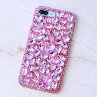Women 3D Rose Rhinestone Diamond Case For Letv LeEco Le 2 X520 X620 Le 2 Pro