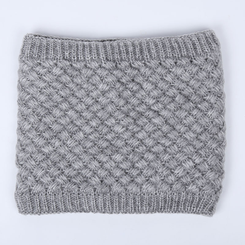 Unisex Winter Thick Scarf 1