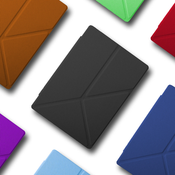 цена Leather Case for Kobo Aura One 7.8 inch eBook Reader Magnetic cover for Kobo Aura 0ne Ebook Protecive Shell Auto Sleep онлайн в 2017 году