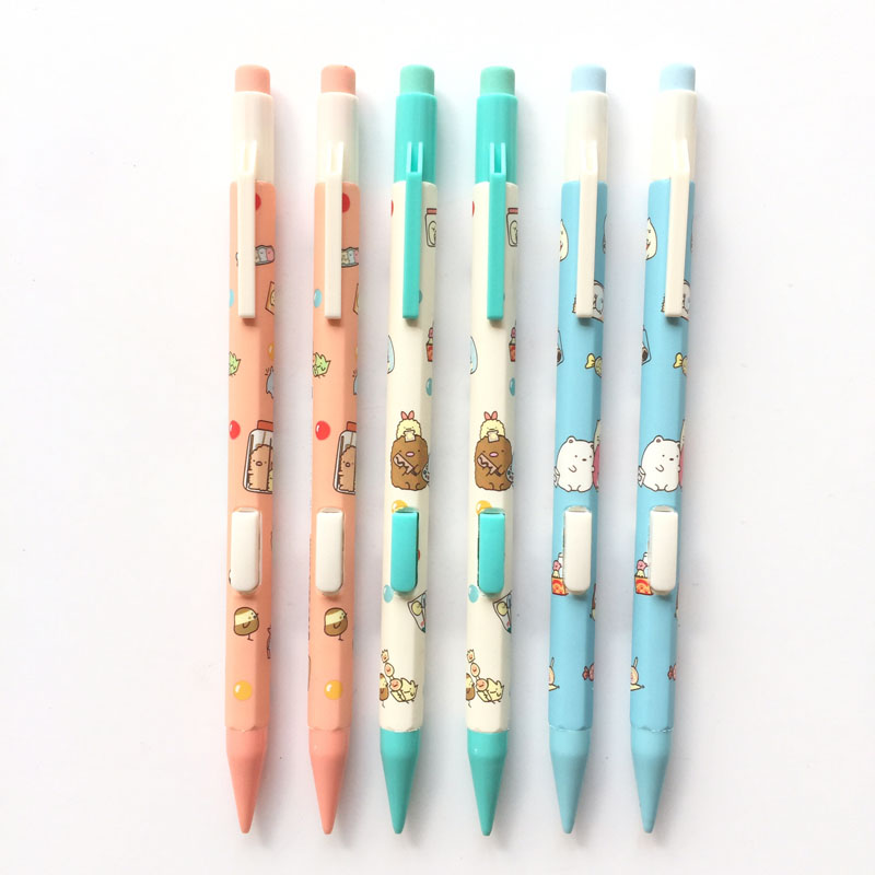 Cute Mechanical Pencil With Eraser 3X  1