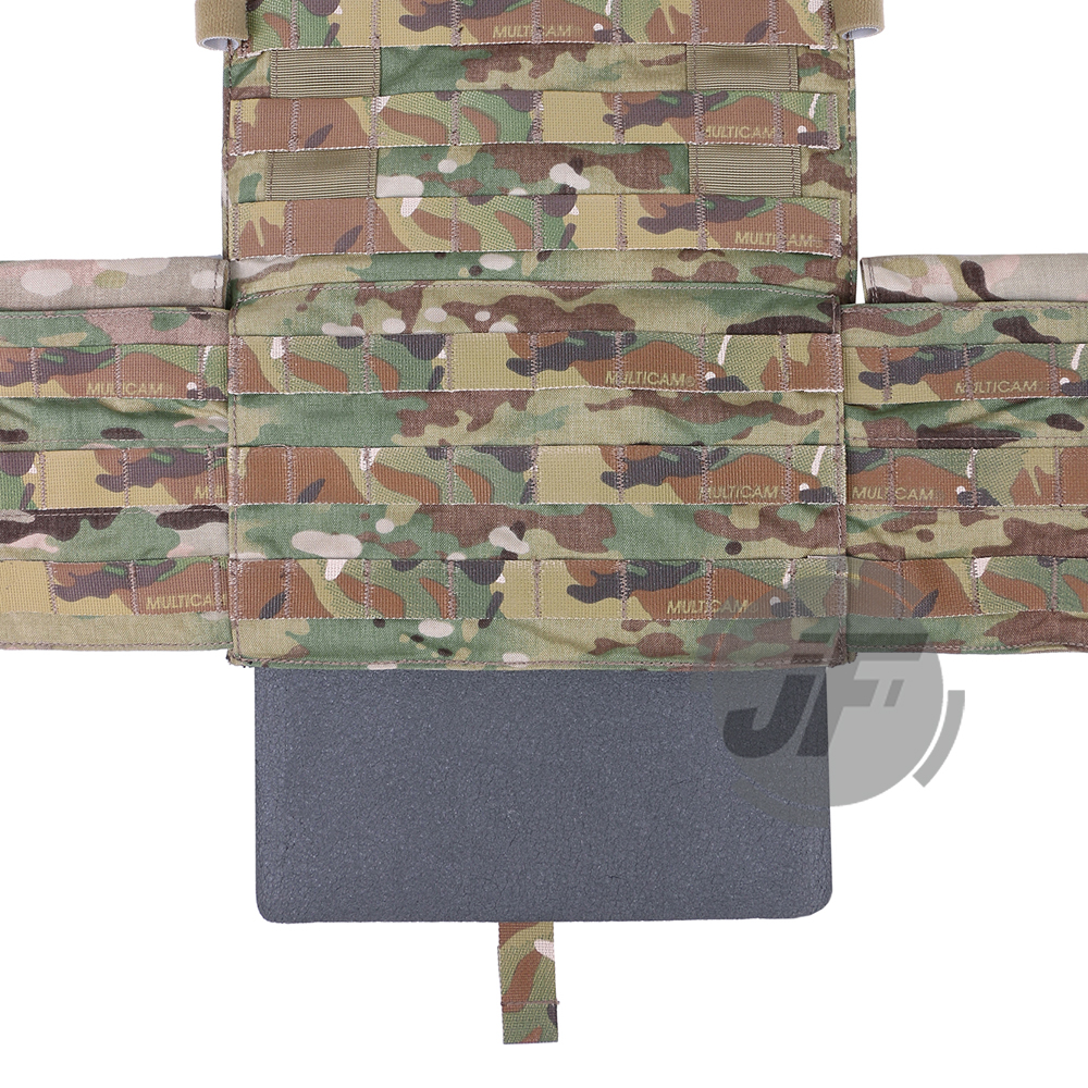 Image 4 - Emerson Tactical Modular MOLLE LBT 6094A Plate Carrier EmersonGear LBT 6094A Combat Vest w/ M4 M16 5.56 .223 Magazine PouchesHunting Vests   -