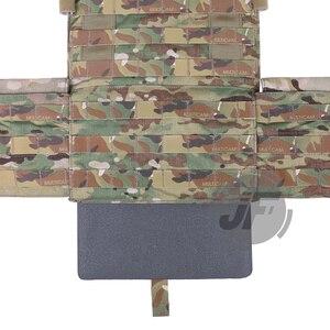 Image 4 - Emerson tático molle modular LBT 6094A placa transportadora emersongear lbt 6094a combate colete com m4 m16 5.56 .223 compartimento malotes