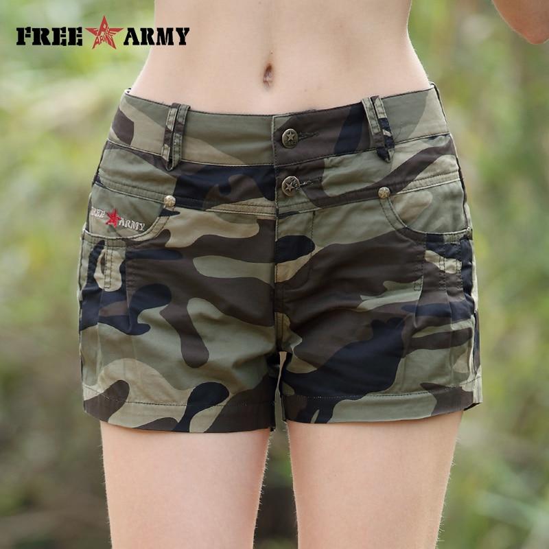 Popular Army Shorts Women-Buy Cheap Army Shorts Women lots from ...