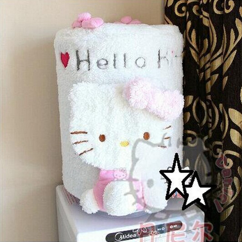 Hello Kitty Cute Plush Water Dispenser Dust Cover Cartoon Drinking Bucket Dust Cover Water Dispensercover Hello Kitty Home Aid